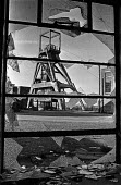 South Hetton colliery, County Durham closed down June 1986 after end of miners strike - Peter Arkell - 02-06-1986