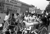 Bangladesh war for independence 1971, against Pakistan. Women's march in London. - Peter Arkell - ,1970s,1971,activist,activists,against,asian,asians,BAME,BAMEs,Bangla,Bangladesh,Bangladeshi,Bangladeshis,Black,BME,bmes,CAMPAIGN,campaigner,campaigners,CAMPAIGNING,CAMPAIGNS,child,CHILDHOOD,children,