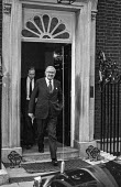 Jim Callaghan leaving Downing Street for the last time before the start of the 1979 election, which he lost, London - Peter Arkell - 26-03-1979