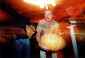Pembrokeshire, Wales. The annual pumpkin competition - Paul Box - 06-10-2001