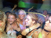 Nightclubbers in Torquay Devon - Paul Box - 2000,2000s,ace culture entertainment,adolescence,adolescent,adolescents,adult,adults,alcohol,binge,club,clubbers,clubbing,clubs,COUPLE,couples,dance,dancer,dancers,dancing,disco,drink,drinking,DRUG,Dr