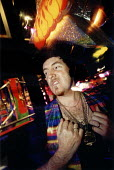 Nightclubber in Swansea Wales - Paul Box - 14-12-2001