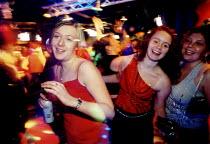 Nightclubber in Swansea Wales - Paul Box - 14-12-2001
