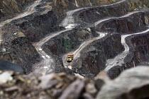 Welsh Slate, Penrhyn quarry, Bethesda, North Wales. - Paul Box - 12-08-2013