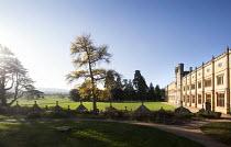 Ashton Court mansion, Ashton Court Estate, Bristol. - Paul Box - 03-12-2014