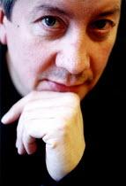 Andy Sheppard, jazz musician, tenor and alto saxophonist, Christchurch studios, Bristol - Paul Box - 14-01-2002