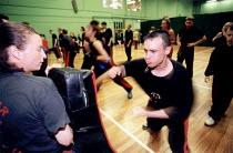 Instructor, Karate classes Bristol. - Paul Box - 14-08-2001