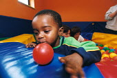 New opportunities fund child care programme. Easton Community Children's centre, Easton , Bristol - Paul Box - 2000s,2003,at,ball,BAME,BAMEs,black,BME,bmes,boy,BOYS,CARE,carer,carers,child,Child Care,childcare,CHILD-CARE,CHILDHOOD,CHILDMINDING,children,cities,city,communities,Community,CRECH,creche,CRECHES,div