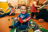 New opportunities fund child care programme. Easton Community Children's centre, Easton , Bristol - Paul Box - 2000s,2003,appealing,at,BAME,BAMEs,black,BME,bmes,boy,BOYS,CARE,carer,carers,charming,child,Child Care,childcare,CHILD-CARE,CHILDHOOD,CHILDMINDING,children,cities,city,communities,Community,CRECH,crec