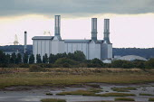 Gas fired power station, Hallen Marsh, Bristol - Paul Box - 01-11-2003
