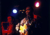 Terry Callier in concert, Bristol - Paul Box - 01-10-2002