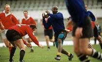 A rugby tournament - Paul Box - 01-11-2003