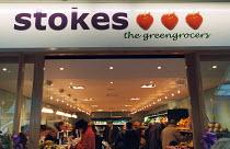 A Stokes grocery atore, Bath. - Paul Box - 01-11-2003