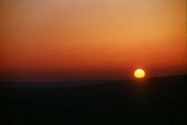 Sunset. - Paul Box - 14-11-2002