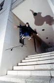 Dnny Wainwright Champion Skateboarder Bristol - Paul Box - 2000s,2002,EXTREME,LFL leisure,people,person,persons,skateboard,skateboarder,skateboarders,skateboarding,SKATEBOARDS,SPO sport,sports,urban,young,YOUNGER,youth