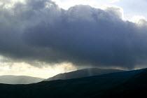 A landscape near Helvelin, Lake District. - Paul Box - 20-11-2005