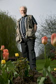 Creationist John Mackay, who is on a UK lecture tour for US Darwin mobilization, Hereford. - Paul Box - 24-04-2006