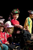 A activity class for mixed abilities in Riverfront Theatre & Arts Centre, Newport. - Paul Box - 24-11-2005