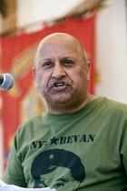 Mohammad Taj TUC Pres at Tolpuddle Martyrs Festival 2014 - Paul Box - 20-07-2014