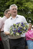Wreath Laying, Tolpuddle Martyrs Festival 2014 - Paul Box - 20-07-2014