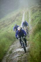 Mountain biking around the Scottish Highlands. - Paul Box - 31-07-2006