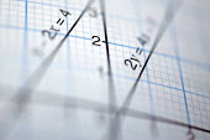 A math lesson at City Academy, Bristol. - Paul Box - 13-07-2006