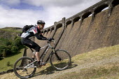 TransWales, a mountain bike marathon across Wales. - Paul Box - 2000s,2006,activities,Arch,barrier,barriers,bicycle,bicycles,BICYCLING,Bicyclist,Bicyclists,bike,biker,bikers,bikes,challenge,challenges,COMPETITATIVE,competition,competitions,country,countryside,cros