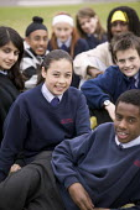 Pupils from The City Academy Bristol - Paul Box - 2000s,2007,Academies,academy,adolescence,adolescent,adolescents,BAME,BAMEs,black,bme,BME Black minority ethnic,bmes,boy,boys,Bristol,child,CHILDHOOD,children,cities,City,differences,different,diversit