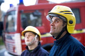 Firemen training and practising for emergencies. - Paul Box - 29-03-2007