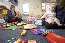 Rompers Day Nursery, an onsite nursery. - Paul Box - 17-12-2006