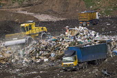 Packington Landfill Site, one of Europe's largest landfills. - Paul Box - 21-03-2007