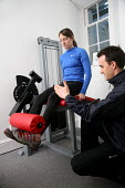 A personal trainer, one-to-one coaching their client. - Paul Box - 04-02-2007