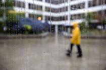 A rainy day in Swindon. - Paul Box - 25-06-2005