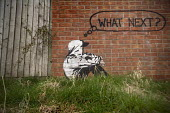 What next? graffiti. - Paul Box - 25-03-2009