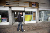 Milford Haven has the most shop closures of any town in the UK. - Paul Box - 25-03-2009