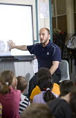 Year Three Literacy lesson, at Hillcrest Primary School in Bristol. - Paul Box - 29-04-2009