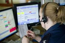 Avon Fire Control Centre, Bath. - Paul Box - 06-06-2008