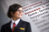 Success, dictionary definition. Clevedon community school, Clevedon. - Paul Box - 11-09-2008