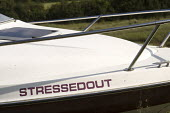 Stressed out. A cruiser in East Angle bay, Pembrokeshire, Wales. - Paul Box - 06-08-2009