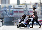 Harbourside, city centre, Bristol. - Paul Box - &,2010s,2014,adult,adults,babies,baby,BAME,BAMEs,Black,BME,bmes,Bristol,chair,chairs,child,CHILDHOOD,children,cities,city,diversity,double,EARLY YEARS,ethnic,ethnicity,families,FAMILY,FEMALE,infancy,i