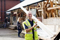 Bristol Wood Recycling Project, Bristol. - Paul Box - (BP),2010s,2014,£B,Bristol,Bristol Pound,cities,city,communities,community,Company,co-operative,employee,employees,Employment,eni,environment,Environmental Issues,job,jobs,lbr,male,man,men,National C