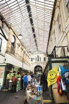 St Nicholas market, Bristol - Paul Box - 2010s,2014,a,brac,bric,Bristol,building,buildings,cities,city,Council Services,Council Services,EBF,Economic,Economy,local authority,market,public services,service,SERVICES,stall,stalls,urban