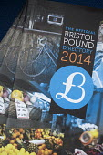 Bristol Pounds, Bristol Credit Union, Bristol. - Paul Box - 17-10-2014