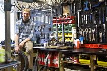 Bristol Bike Project, Bristol. - Paul Box - 17-10-2014