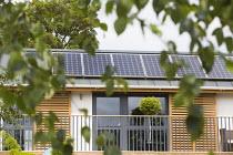 Barratt Homes Hanham Hall, an environmentally friendly development. - Paul Box - 11-06-2014