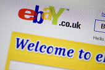 Ebay website on the internet. - Paul Box - 26-05-2005