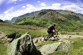 Mountain biking in the Lake District. - Paul Box - ,2000s,2007,activities,backpack,bicycle,bicycles,BICYCLING,Bicyclist,Bicyclists,bike,biker,bikers,bikes,biking,Biking Trail,country,countryside,cycle,cycles,cycling,cyclist,cyclists,District,downhill,