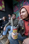 Homeless alcoholics. - Paul Box - 25-08-2009
