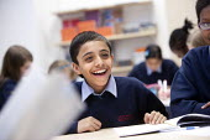 Pupils at Bristol City Academy. - Paul Box - 2010,2010s,adolescence,adolescent,adolescents,BAME,BAMEs,Black,BME,bmes,boy,boys,child,CHILDHOOD,children,cities,city,class,classroom,CLASSROOMS,diversity,edu,educate,educating,education,educational,E