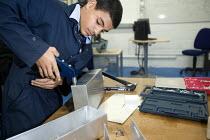 Vocational Training Centre at Bristol City Academy. - Paul Box - 13-11-2009